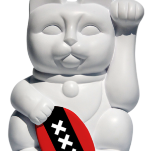 Lucky Cat from Amstedam